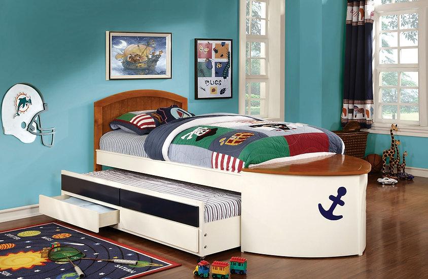 Captains Johns Bed Set