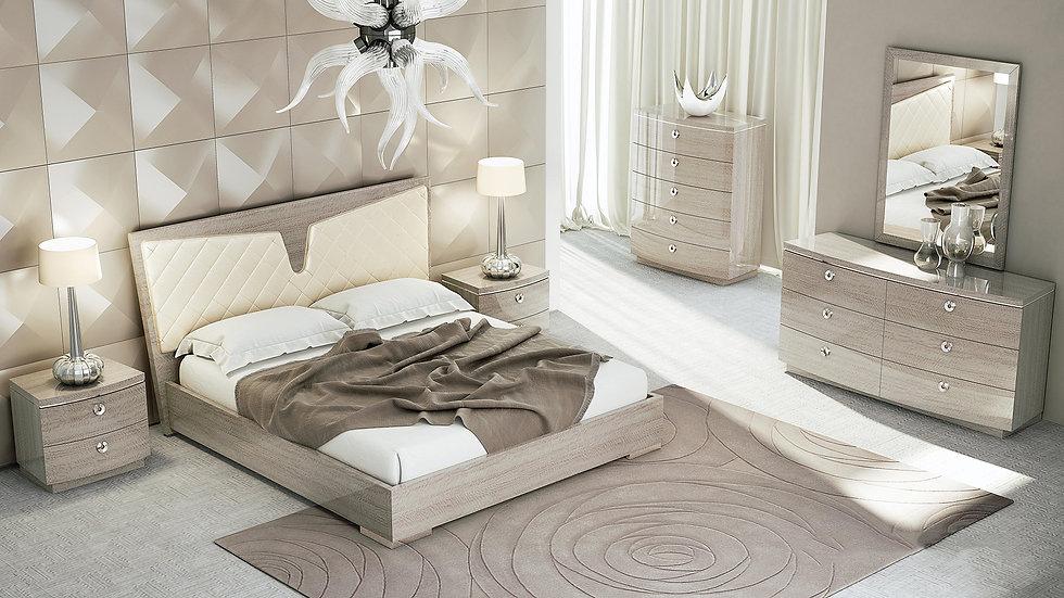 Rosae King Bedroom Set