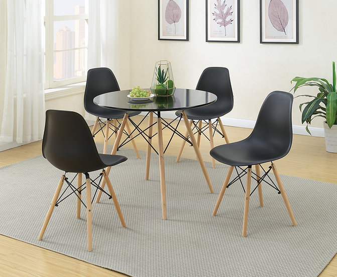 Kyoto 5pc Dining Set
