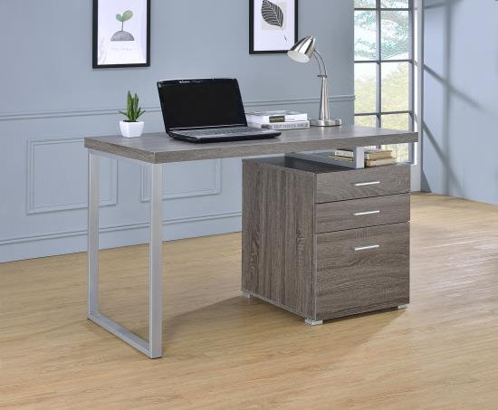 Cali Desk with Drawers
