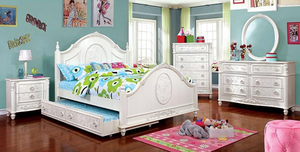 Antoinette Full Bedroom Set