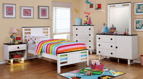 Meredith Youth Bedroom Set | InStyle Furniture | Premier Las ...