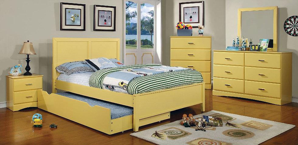 Spectrum VI Youth Bedroom Set