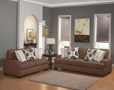 Danda III Fabric Sofa Set