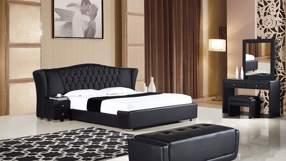 Pegasus I King Bedroom Set