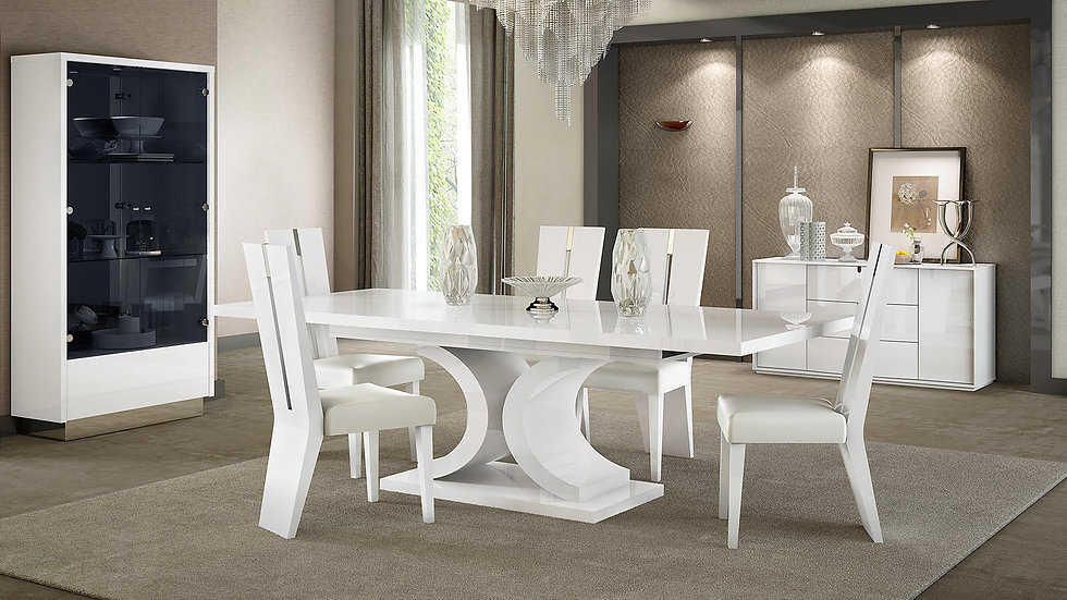 Moon River 7pc Dining Set