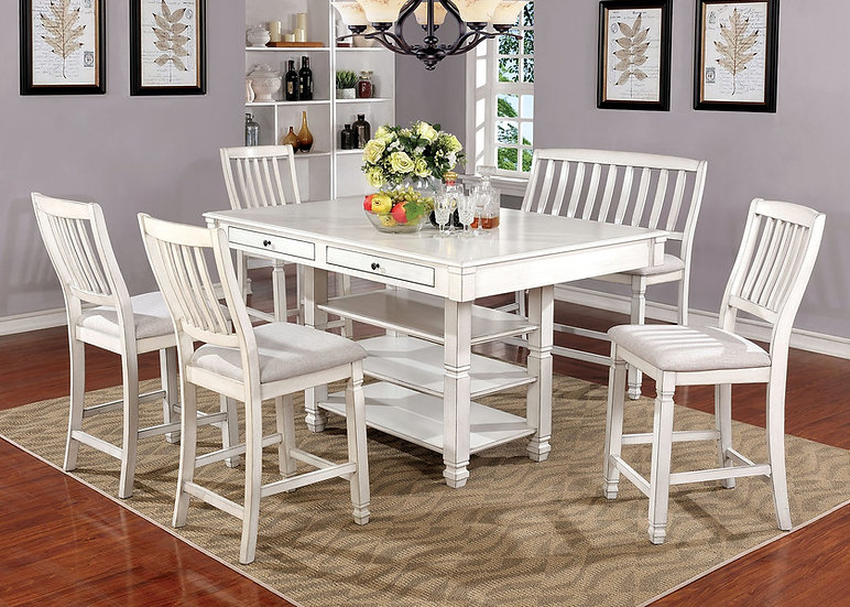 Winter Grove 6pc Dining Set