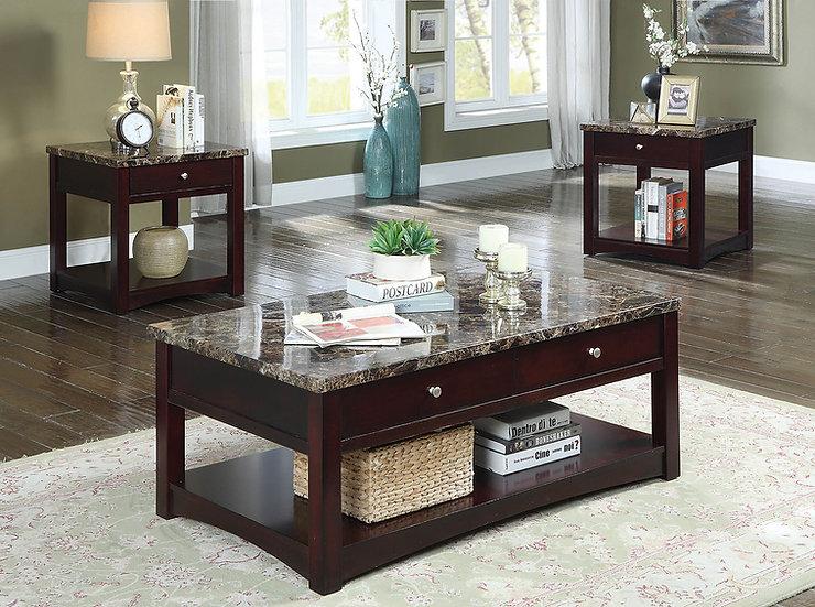 Chasity Table Set