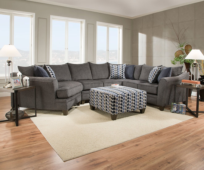 La Pella Sectional
