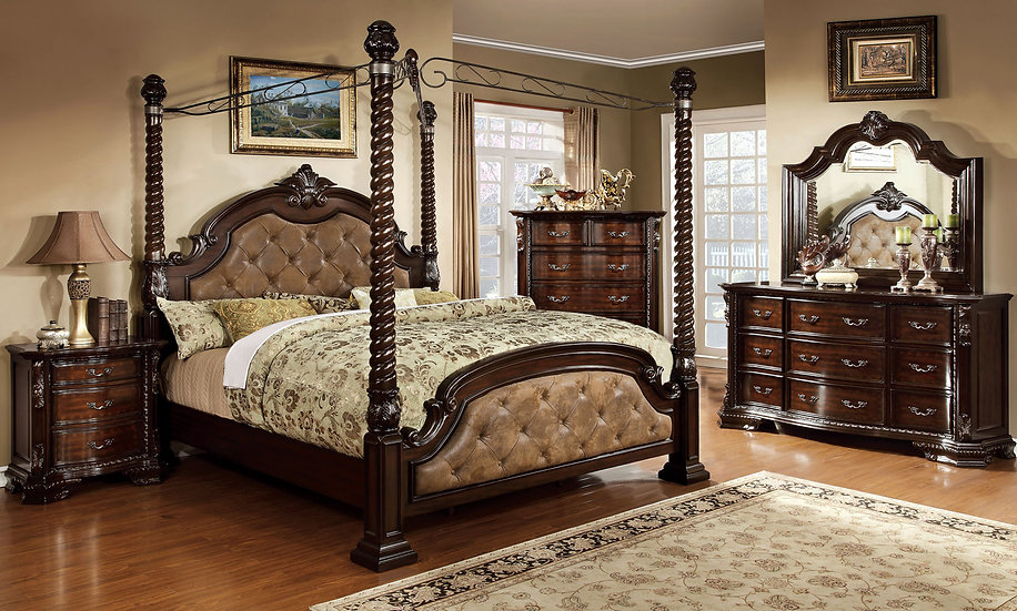Montecristo Bed