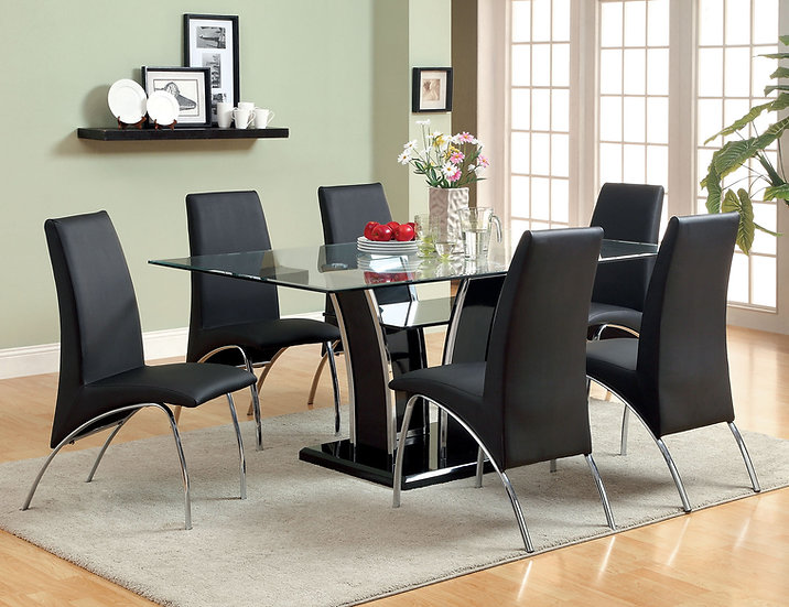 Marnelle 7pc Dining Set