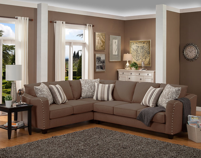 Saffire Sand II Sectional