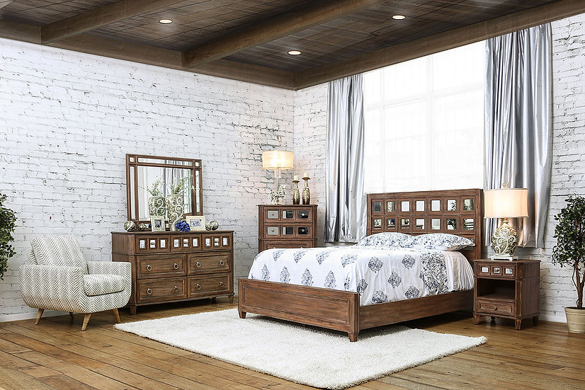 Frontier King Bedroom Set