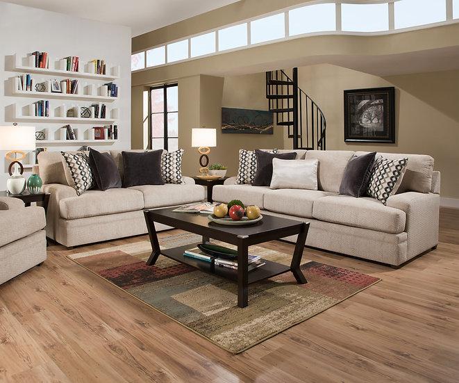 Belinda Sofa Set