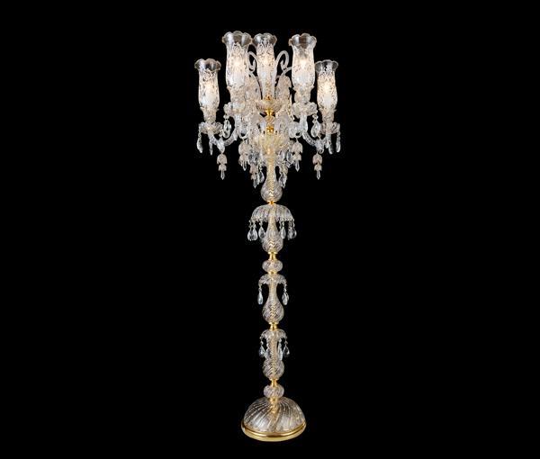Garnier 7 Light Floor Lamp