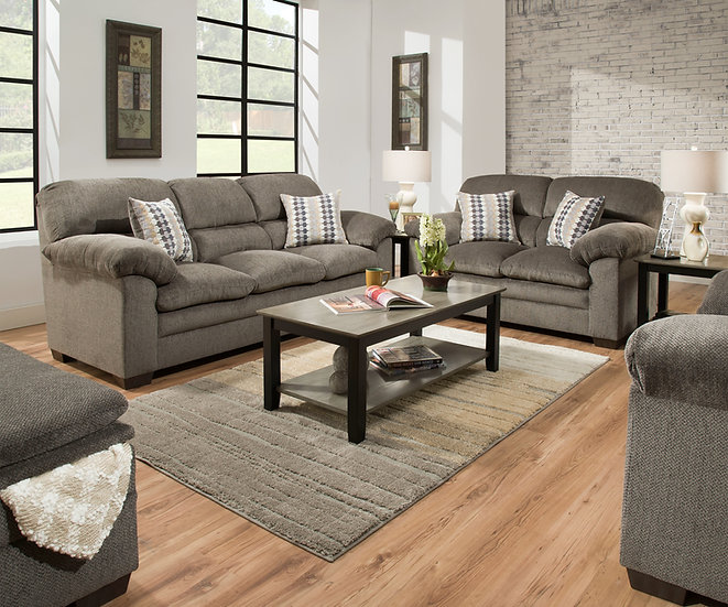 Hadeas Sofa Set