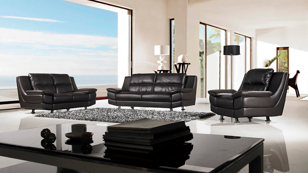 Westbourne Dark Sofa Set