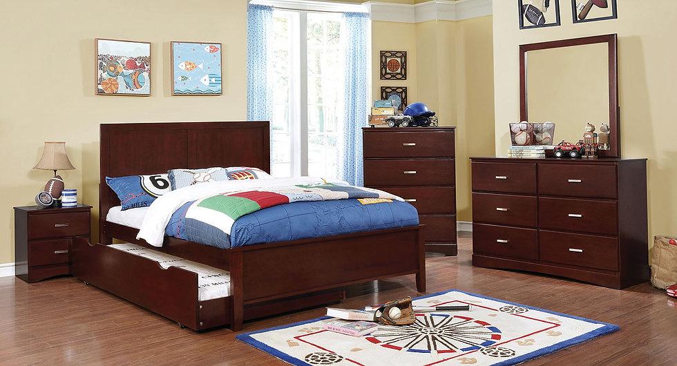 Spectrum II Youth Bedroom Set