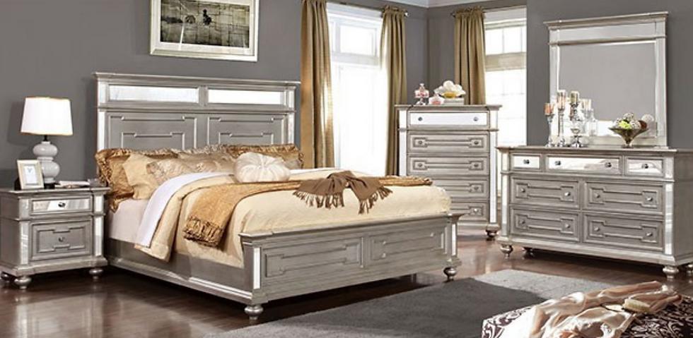 Glyphis King Bedroom Set