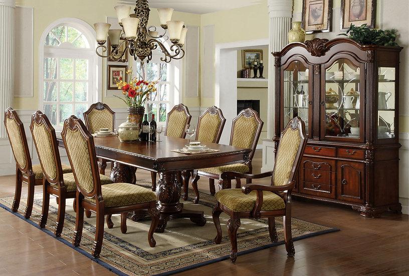 Vineyard Hills 9pc Dining Set