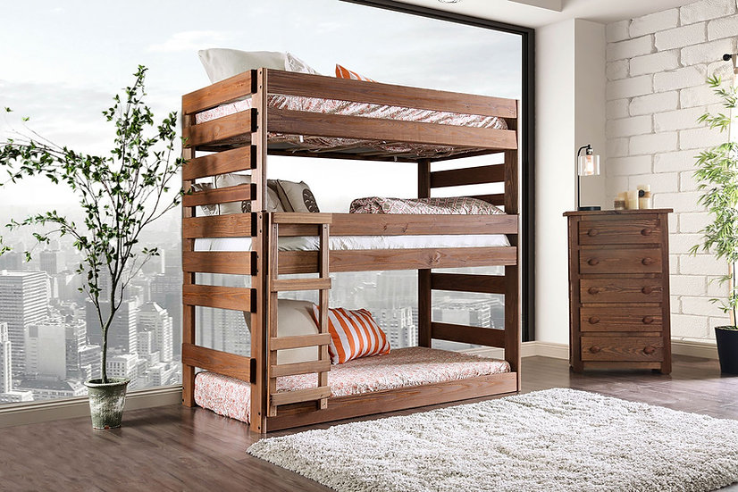 Springfield Triple Decker Bunk Bed