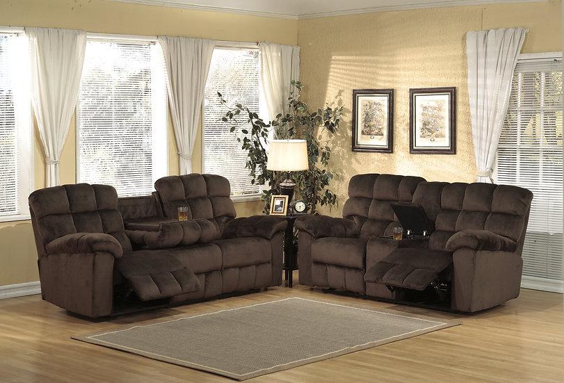 Finella Motion Recliner Sofa Set