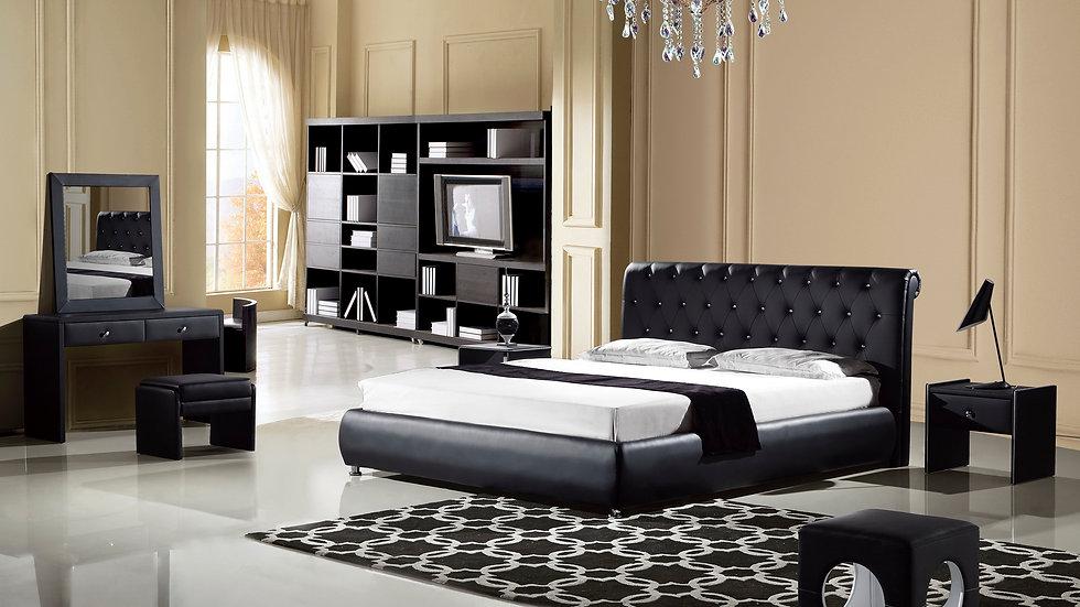 Pisces II King Bedroom Set