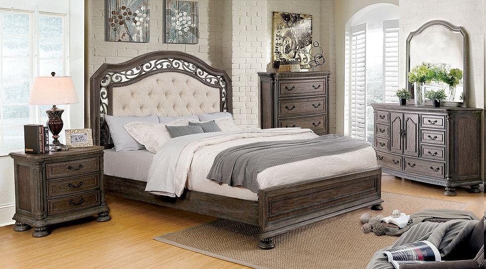 Penelope King Bedroom Set