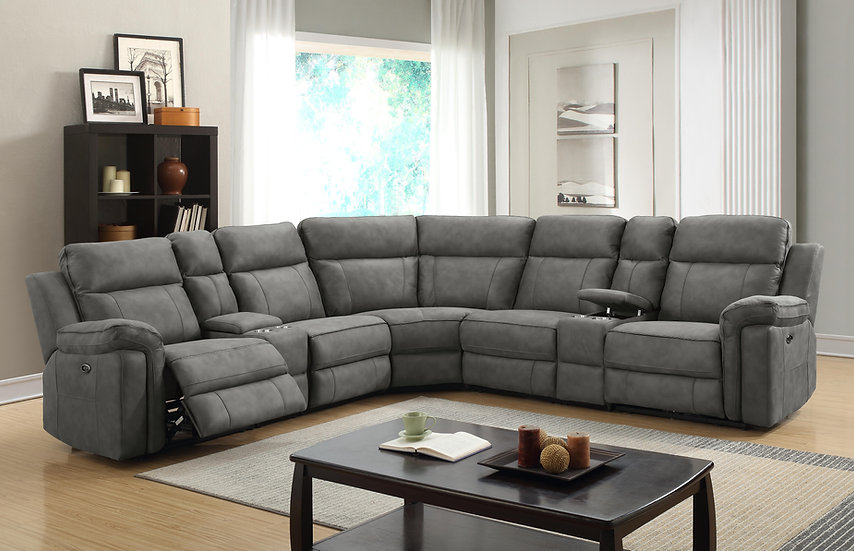 3pc Robinsonville Sectional