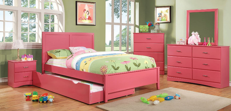 Spectrum IV Youth Bedroom Set