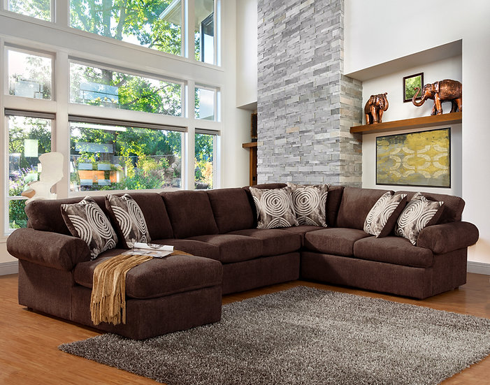 Bonneville I Sectional