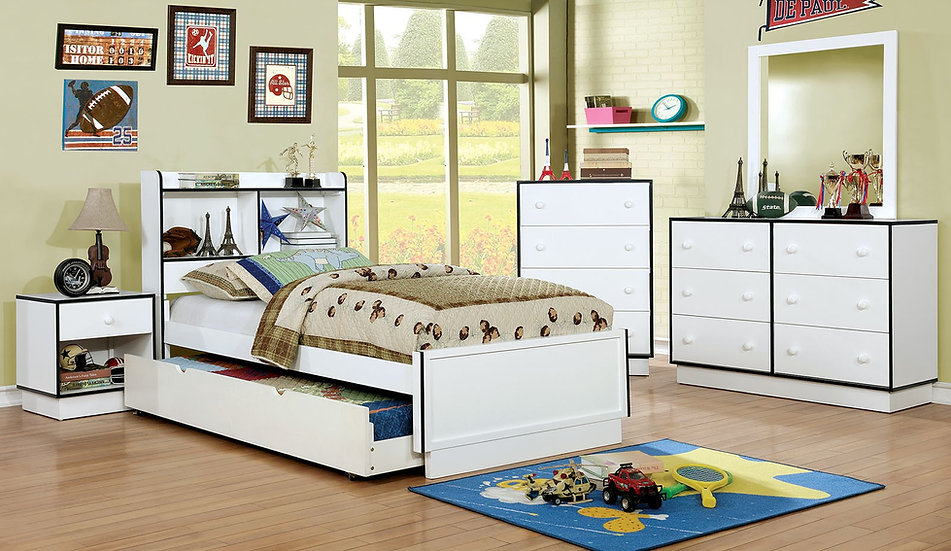 Ace Full Bedroom Set