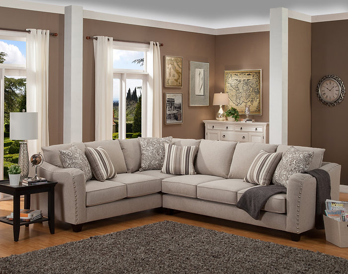Saffire Sand Sectional
