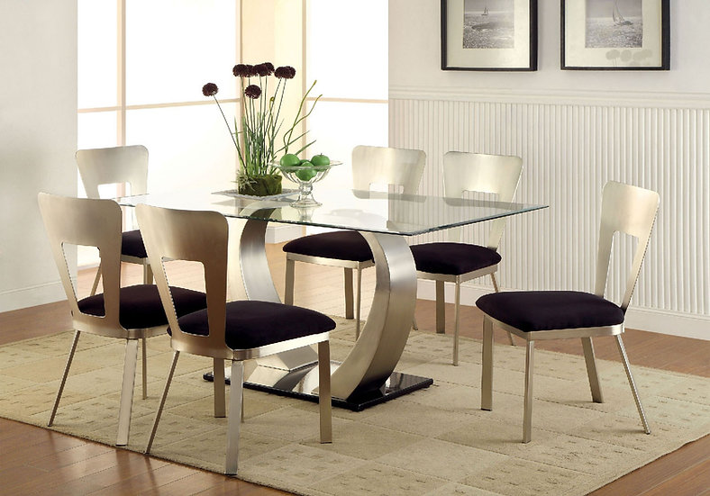Siva 7pc Dining Set