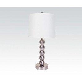"""27"""" Single Chandelier Table Lamp"""