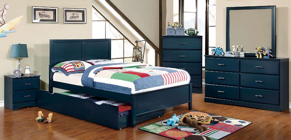 Spectrum I Youth Bedroom Set