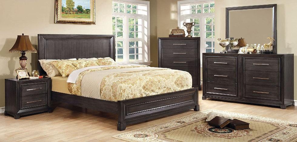 Chadwick King I Bedroom Set