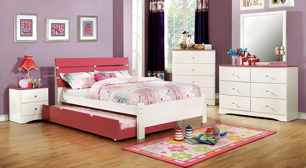 Jammie Bedroom Set