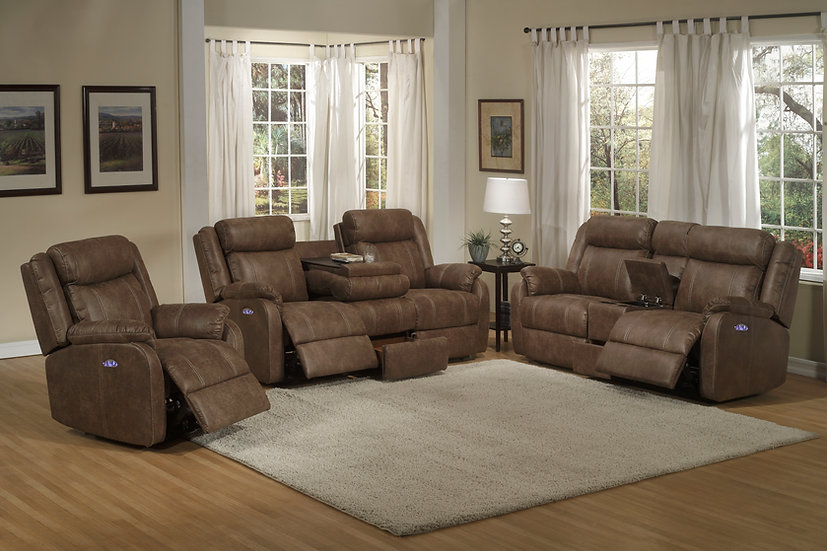 3pc Power Recliner Set