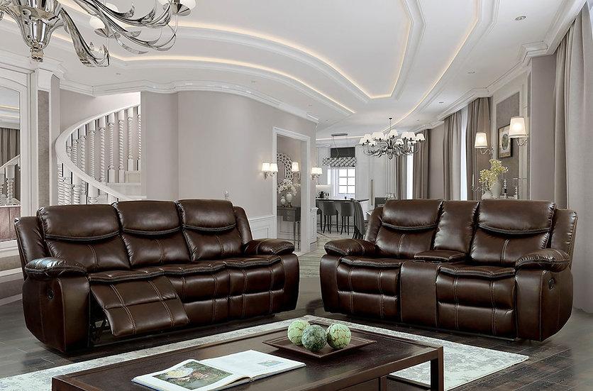 Barstow 2pc Sofa Set