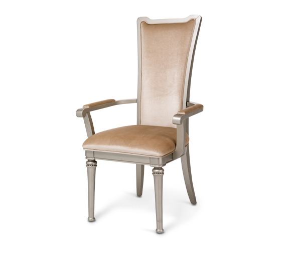 Bel Air Park Arm Chair Champagne