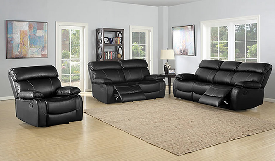 Sampson 3pc Sofa Set