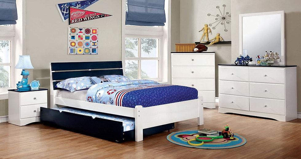 Jimmie Bedroom Set