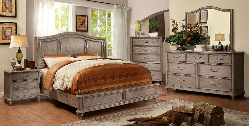 Belauwood I King Bedroom Set