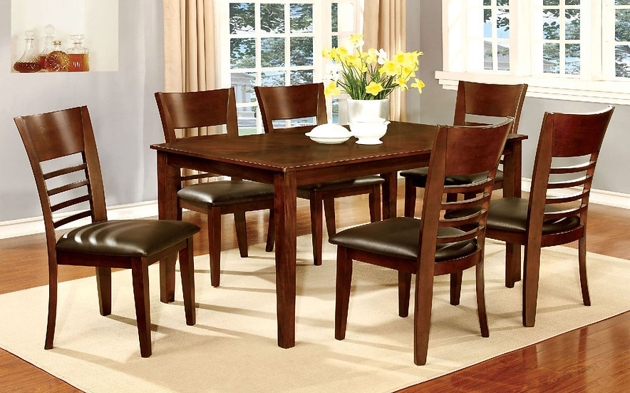 Chariot 7pc Dining Set
