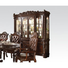 Vendome Cherry Kit-Hutch, Buffet