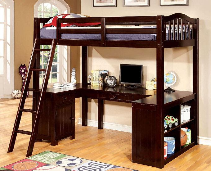 Benjamin II Twin Bunk Bed Set