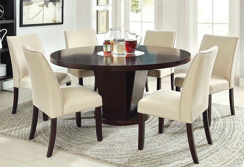 Barstow 7pc Dining Set