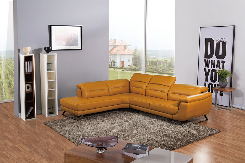 Citrus Sky Sectional