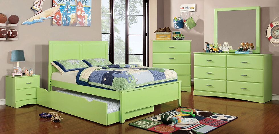Spectrum III Youth Bedroom Set